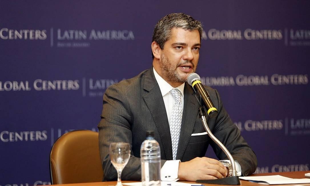 Marcos Troyjo: intercâmbio Brasil-EUA pode aumentar. Foto: Fábio Rossi / Agência O Globo