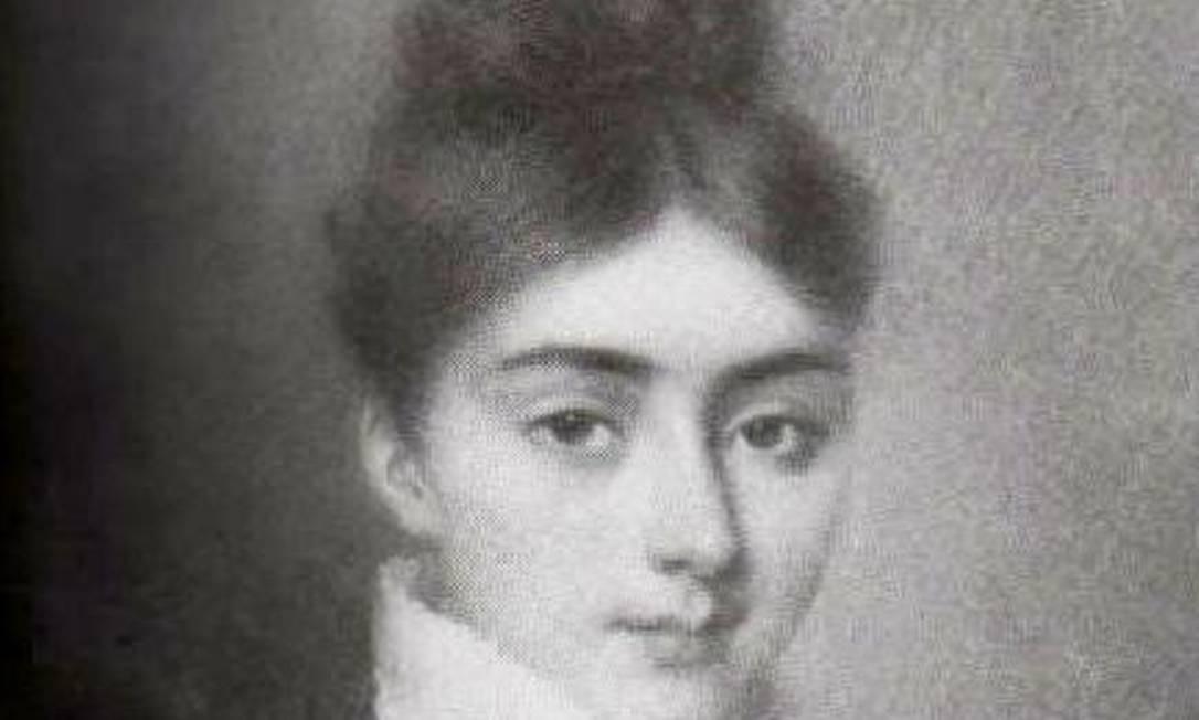 Luísa Margarida de Barros Portugal, a condessa de Barral Foto: Reprodução