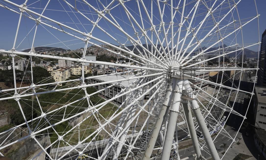 A expectativa é que a novidade represente um novo capítulo da revitalização do Porto que, desde o fim dos Jogos de 2016, entrou em declínio. Foto: Custódio Coimbra / Agência O Globo
