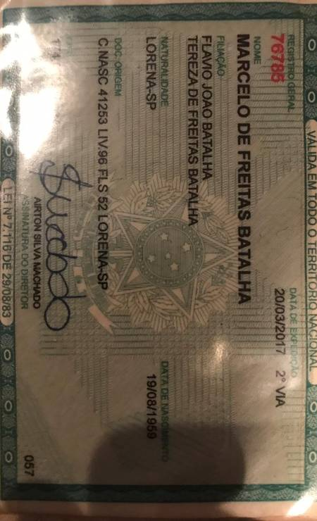 Dario Messer o doleiro é preso em São Paulo
