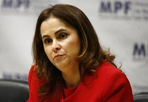 Eugenia Augusta Gonzaga foi substituída por governo Bolsonaro na presidência da Comissão de Mortos e Desaparecidos Políticos Foto: Marcos Alves 24/04/2012 / Agência O Globo