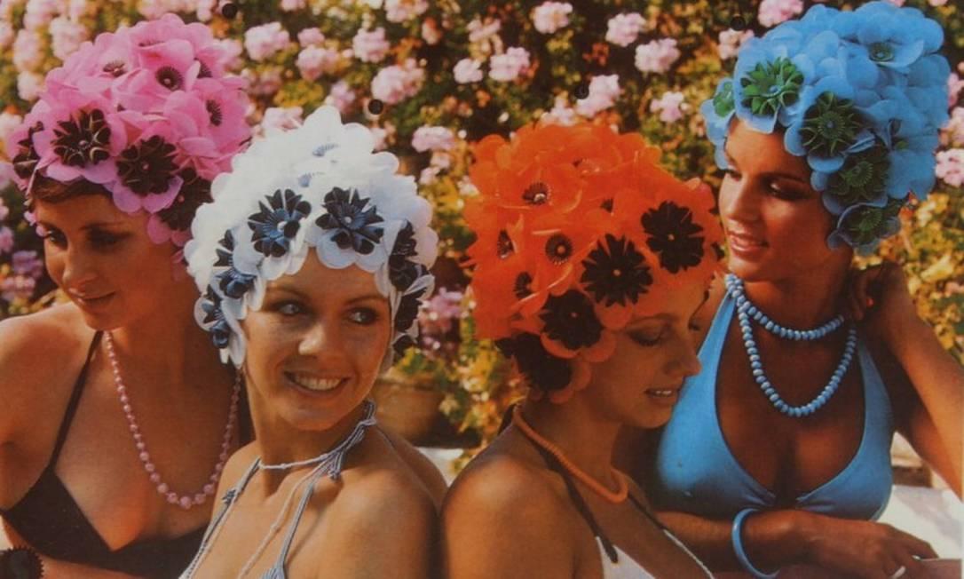 Imagens dos anos 1980 Foto: Divulgação