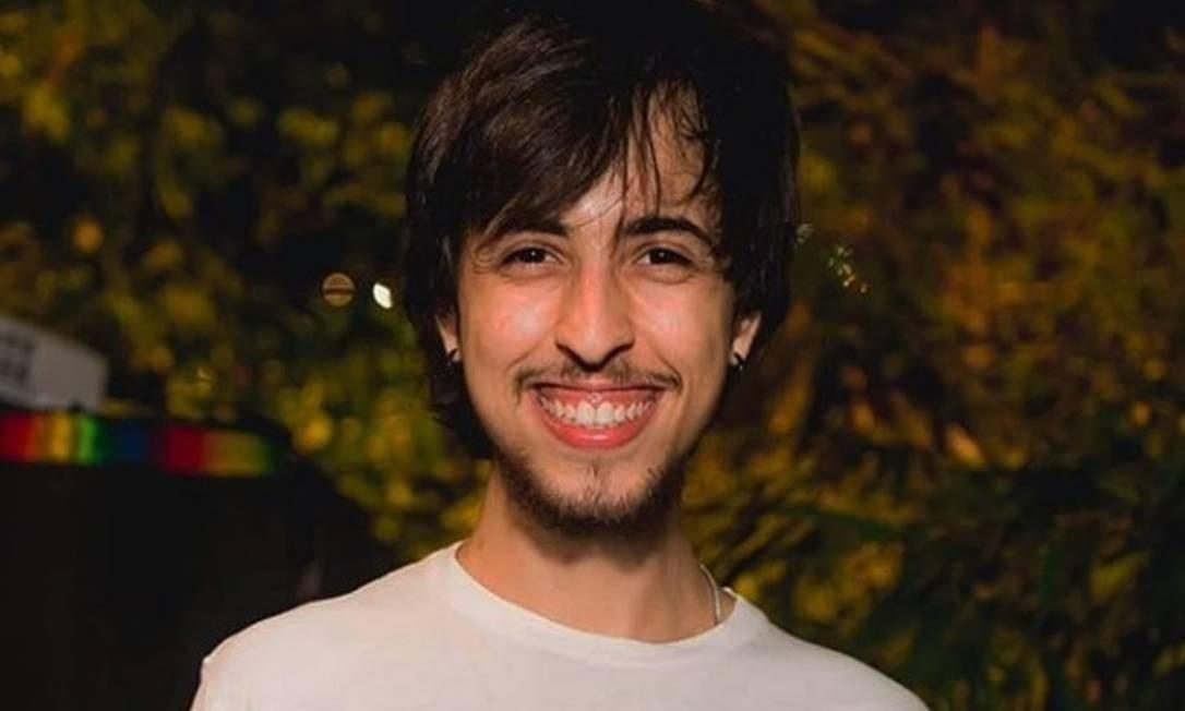 Erick Witzel foi nomeado para a Coordenadoria de Diversidade Sexual do município do Rio Foto: Reprodução