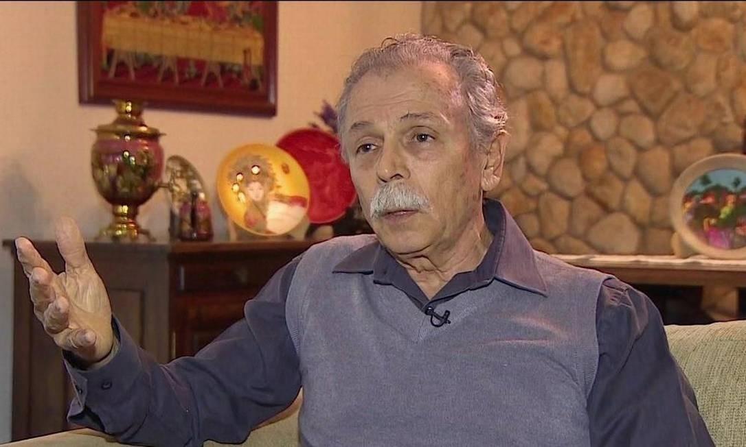 Ricardo Galvão, diretor do Inpe, que será exonerado Foto: Reprodução / TV Globo