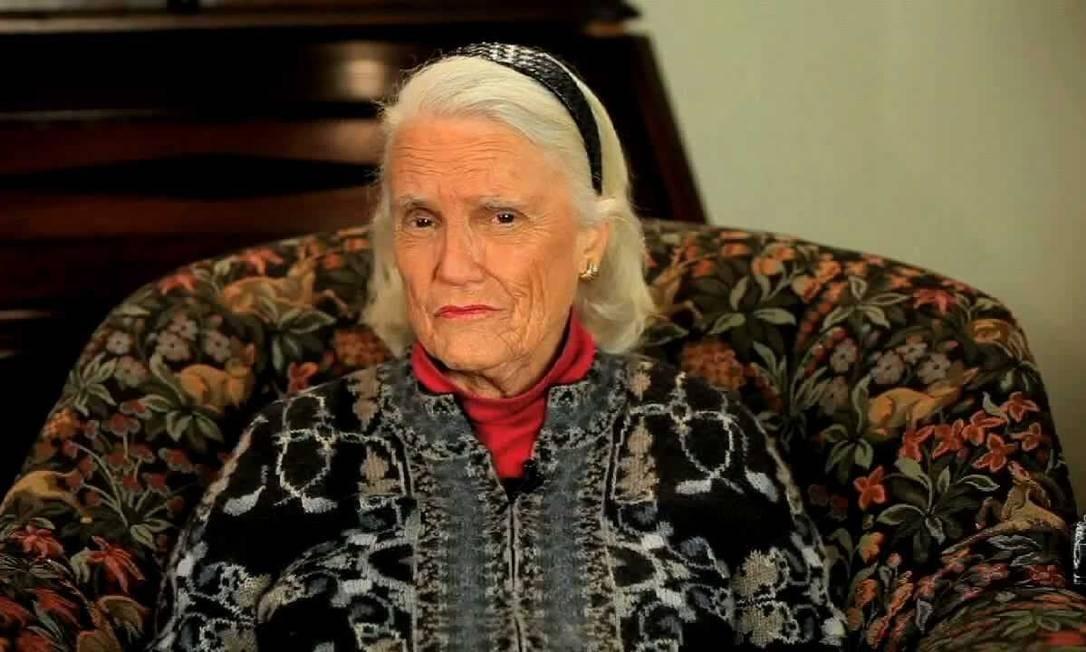 Charlotte Thomson Iserbyt, autora americana indicada por Olavo de Carvalho para seus seguidores Foto: Reprodução / YouTube