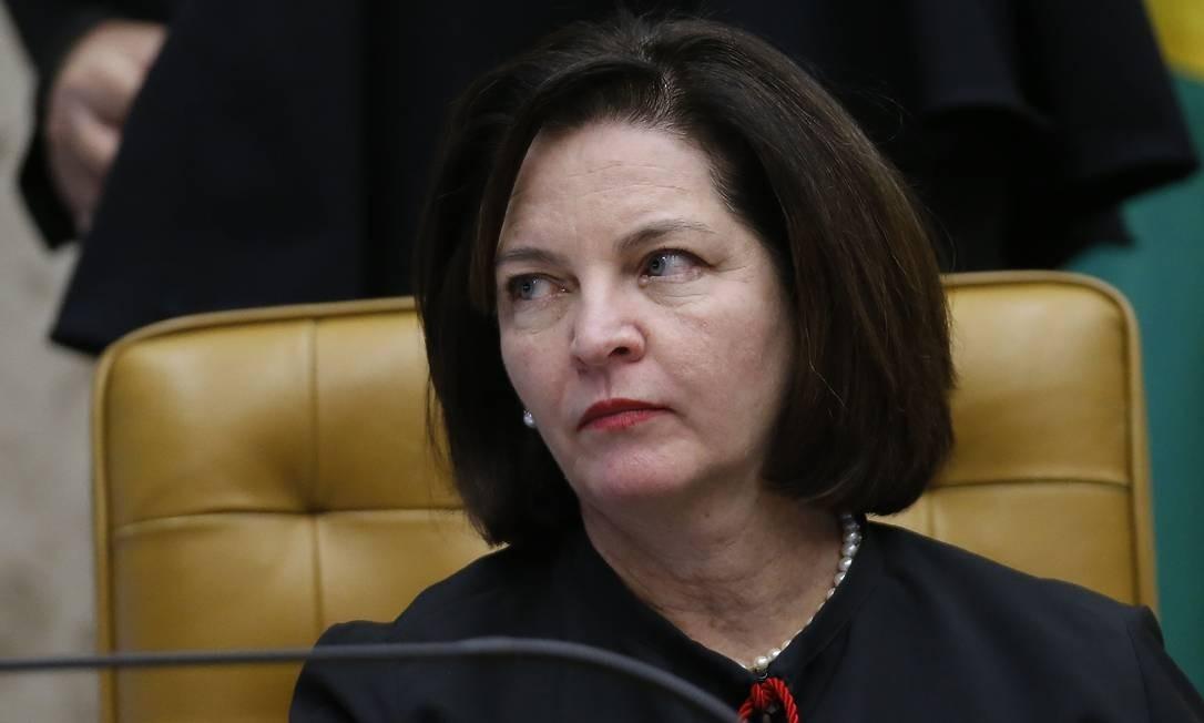A procuradora-geral da República, Raquel Dodge 27/06/2019Foto: Jorge William / Agência O Globo