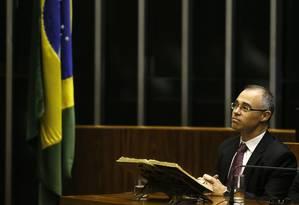 André Luiz Mendonça, advogado-geral da União Foto: Jorge William / Agência O Globo