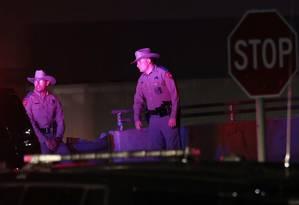 Ataque em Ohio deixa nove pessoas mortas Foto: Mario Tama / AFP