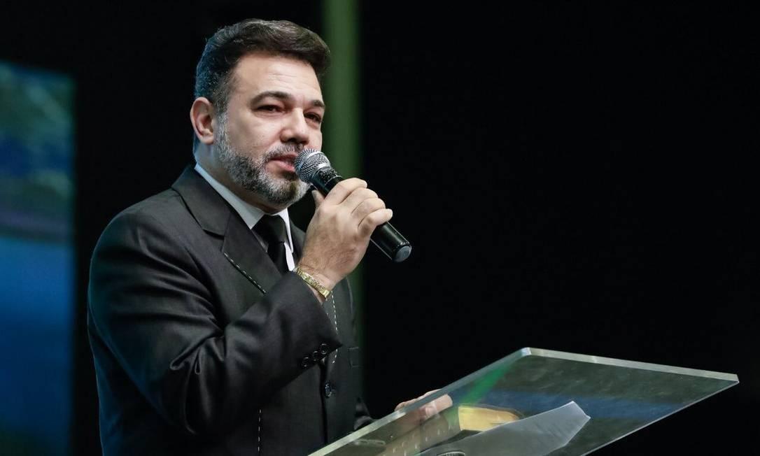Em abril de 2019, Feliciano solicitou um reembolso de R$ 157 mil à Câmara dos Deputados para cobrir gastos referentes a um tratamento odontológico Foto: Divulgação 13/06/2019 /