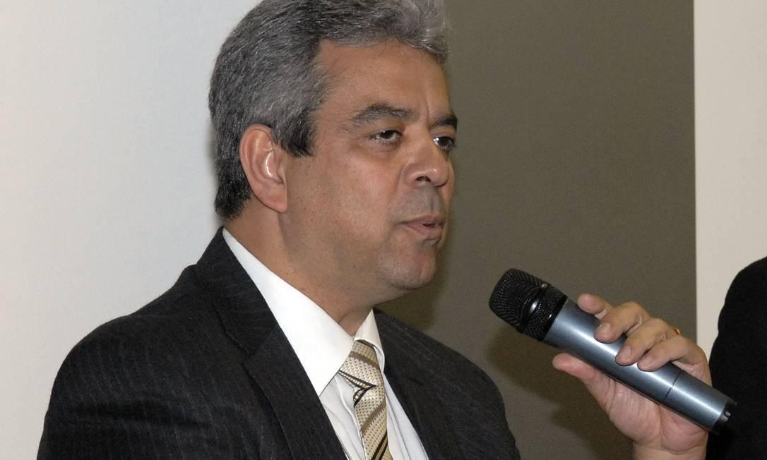 Oficial da Aeronáutica, Darcton Policarpo Damião é o novo diretor interino do Inpe Foto: Miguel Ângelo/CNI 17-6-10