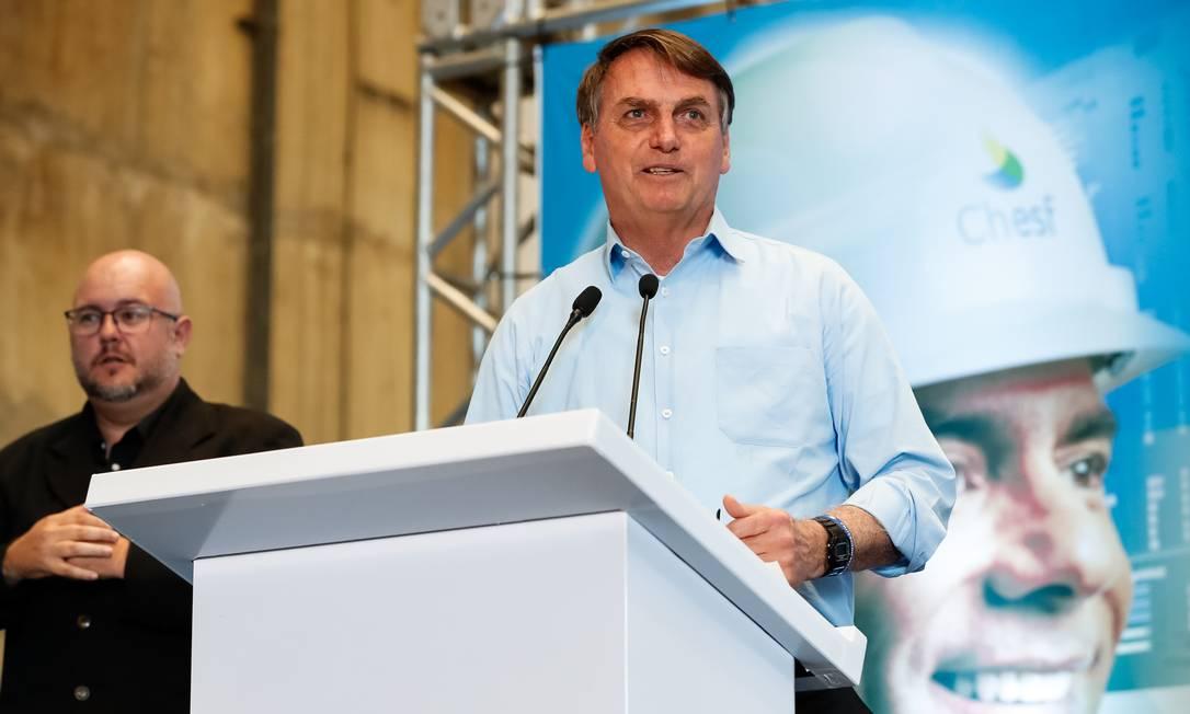 O presidente deve assinar a medida provisória hoje, de acordo com o porta-voz da Presidência Foto: Alan Santos/PR