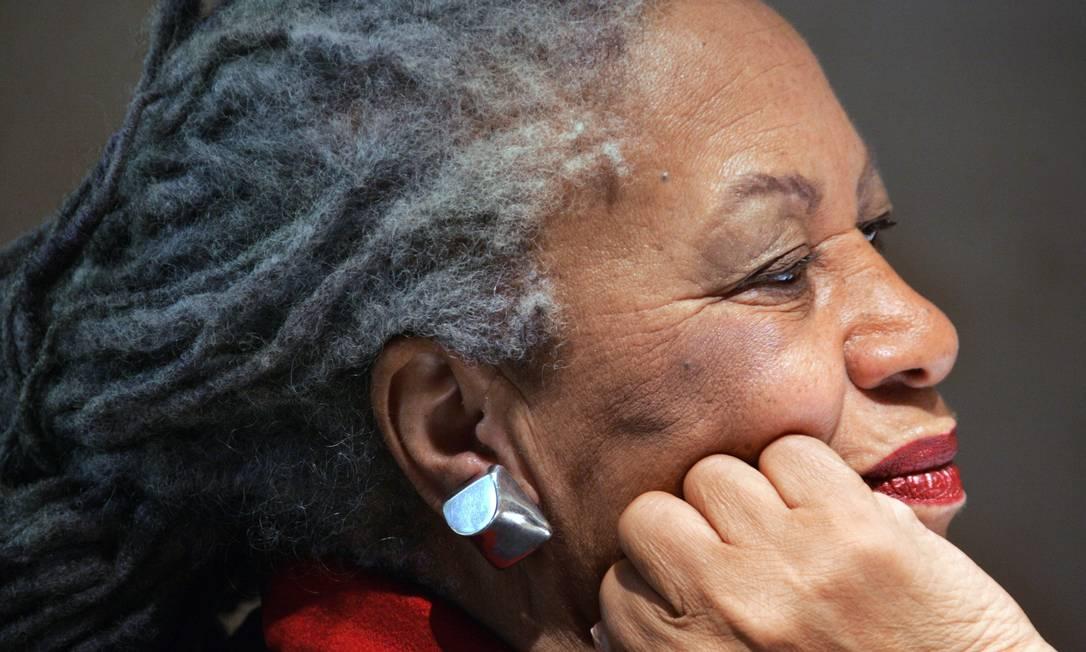 A escritora Toni Morrison Foto: FRANCOIS GUILLOT / AFP