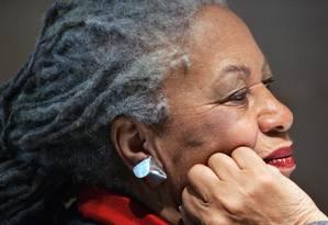 Escritor Toni Morrison Foto: FRANCOIS GUILLOT / AFP