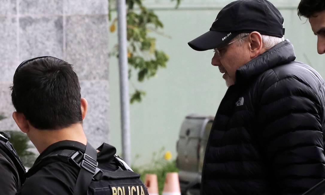 Ex-ministro da Fazenda, Guido Mantega foi preso em 22 de setembro de 2016, em São Paulo, mas sua prisão foi revogada no mesmo dia Foto: Nacho Doce / Reuters