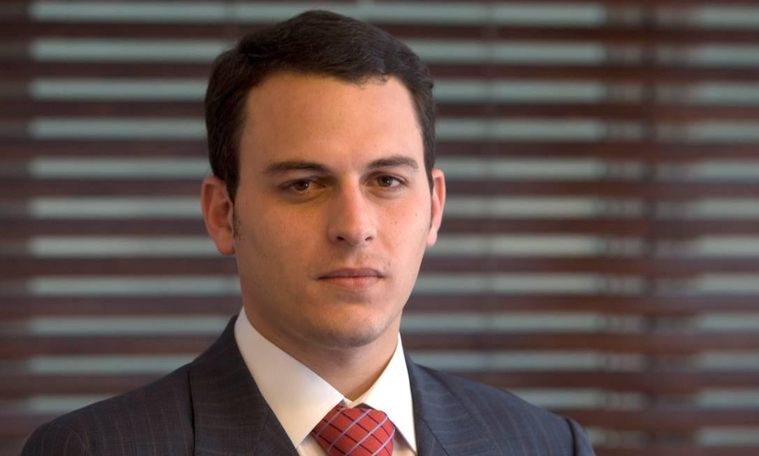 """O advogado Tiago Cedraz, filho do ministro Aroldo Cedraz, do Tribunal de Contas da União (TCU), foi preso na operação """"Abate II"""", em 23 de agosto de 2017 Foto: Ruy Baron / Valor"""