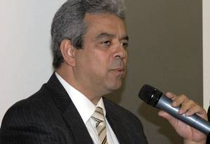 O novo diretor interino do Inpe, Darcton Policarpo Damião Foto: Miguel Ângelo/CNI 17-6-10