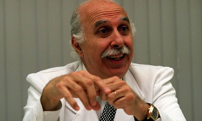O ex-médico Roger Abdelmassih, considerado um dos principais especialistas em reprodução humana no Brasil Foto: Luiz Carlos Santos / Agência O Globo