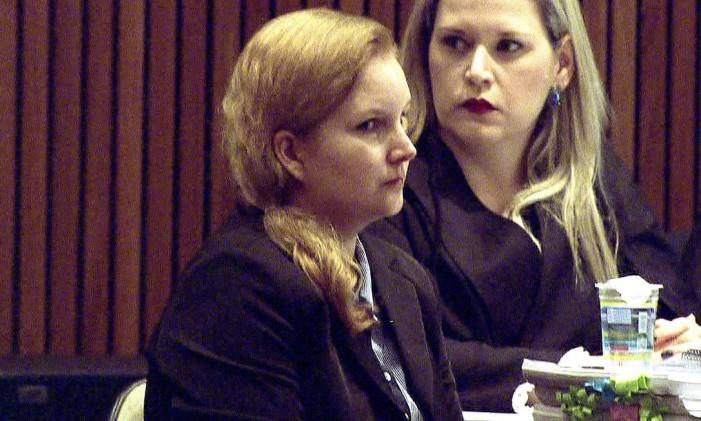 Elize Matsunaga é uma das detentas de Tremembé; ela foi presa por matar e esquartejar o marido Foto: Reprodução / TV Globo