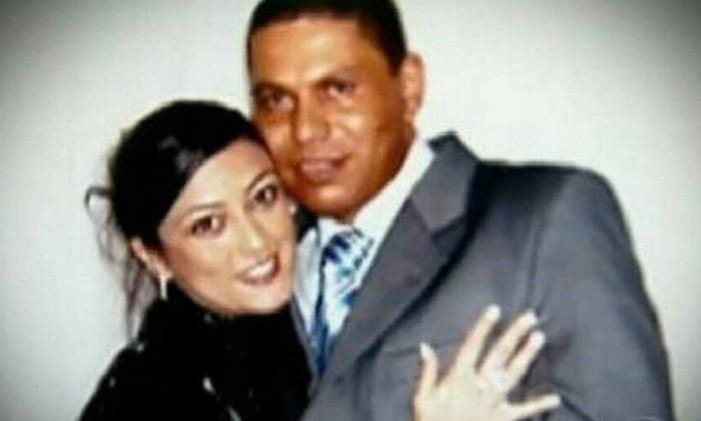 Mizael Bispo de Souza foi preso por assassinar a ex-namorada Mércia Nakashima Foto: Reprodução / TV Globo