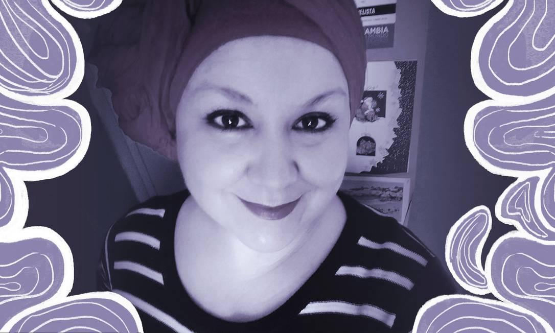 Vanessa Riviera de La Fuente é muçulmana, feminista e ativista pelos direitos humanos Foto: Arquivo Pessoal