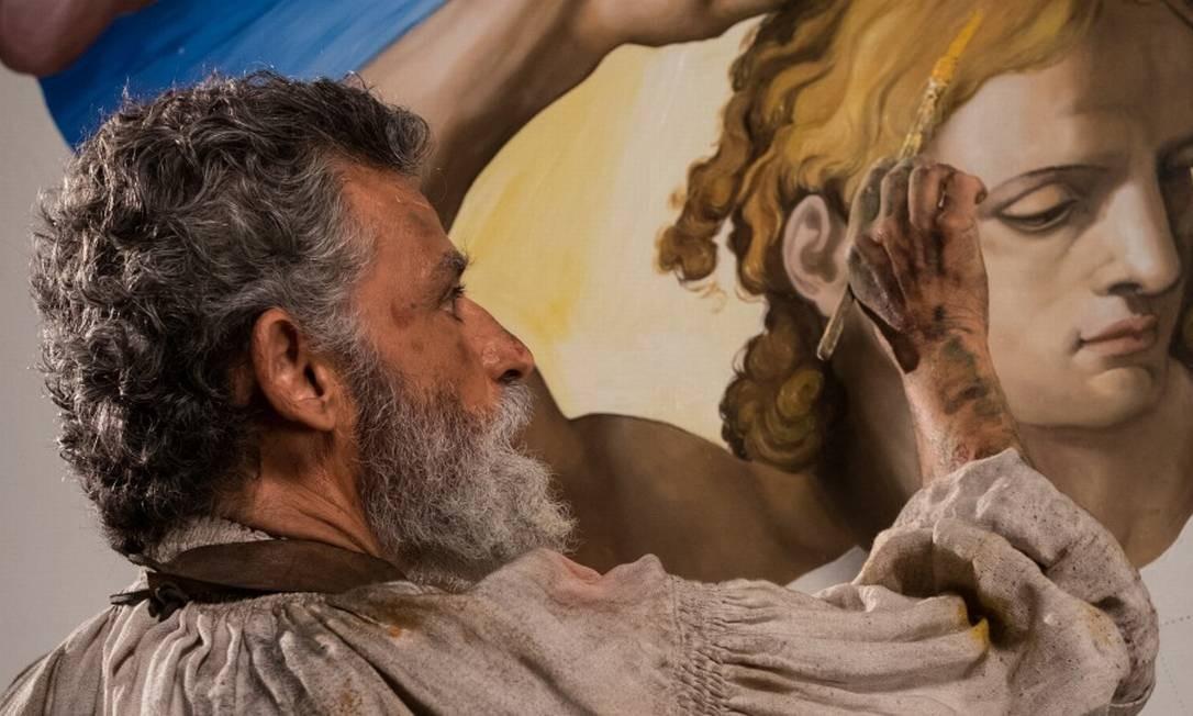 Michelangelo - Infinito (Michelangelo - Endless) Foto: Divulgação