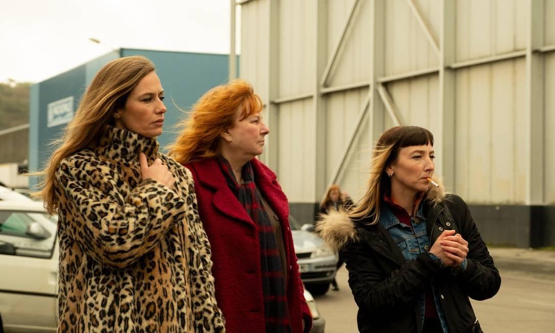 RS - Mulheres Armadas, Homens na Lata : Foto Audrey Lamy, Cécile de France, Yolande Moreau