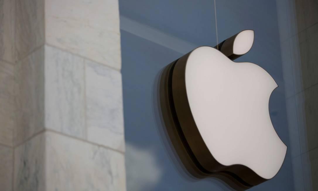 Apple: funcionários ouviam gravações da Siri. Foto: ALASTAIR PIKE / AFP