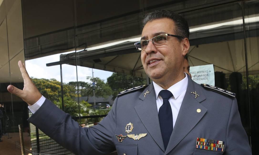 O relator do pacote anticrime na Câmara dos Deputados, Capitão Augusto (PL-SP), Foto: Valter Campanato/Agência Brasil