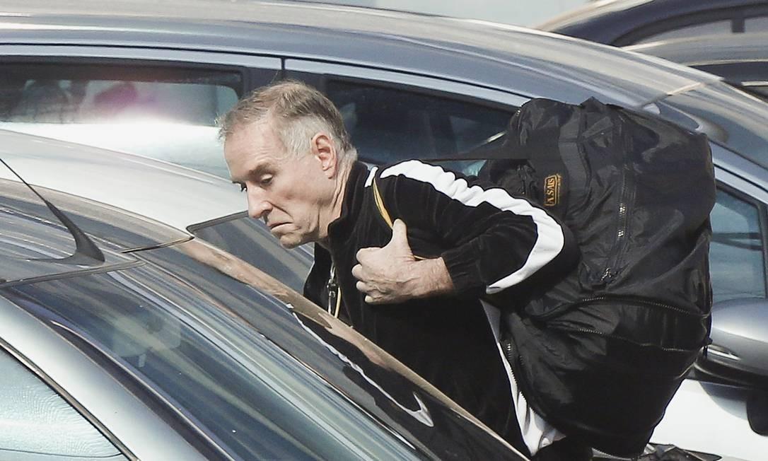 O empresário cumpria prisão domiciliar acusado de pagar propina de US$ 16,5 milhões para Cabral no exterior Foto: Pablo Jacob / Agência O Globo