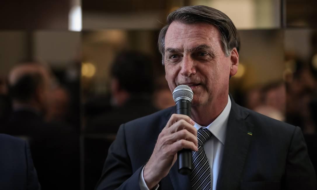 Bolsonaro: mal avaliado no Nordeste Foto: Marcos Correa / Marcos Corrêa/PR