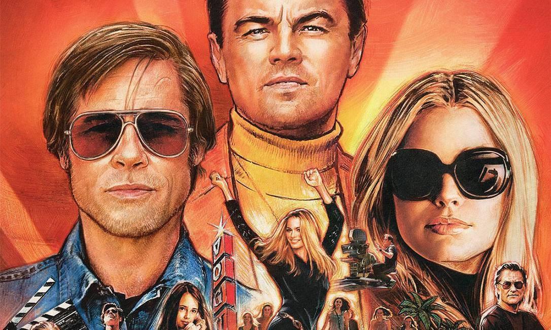 Detalhe da capa da trilha sonora do filme