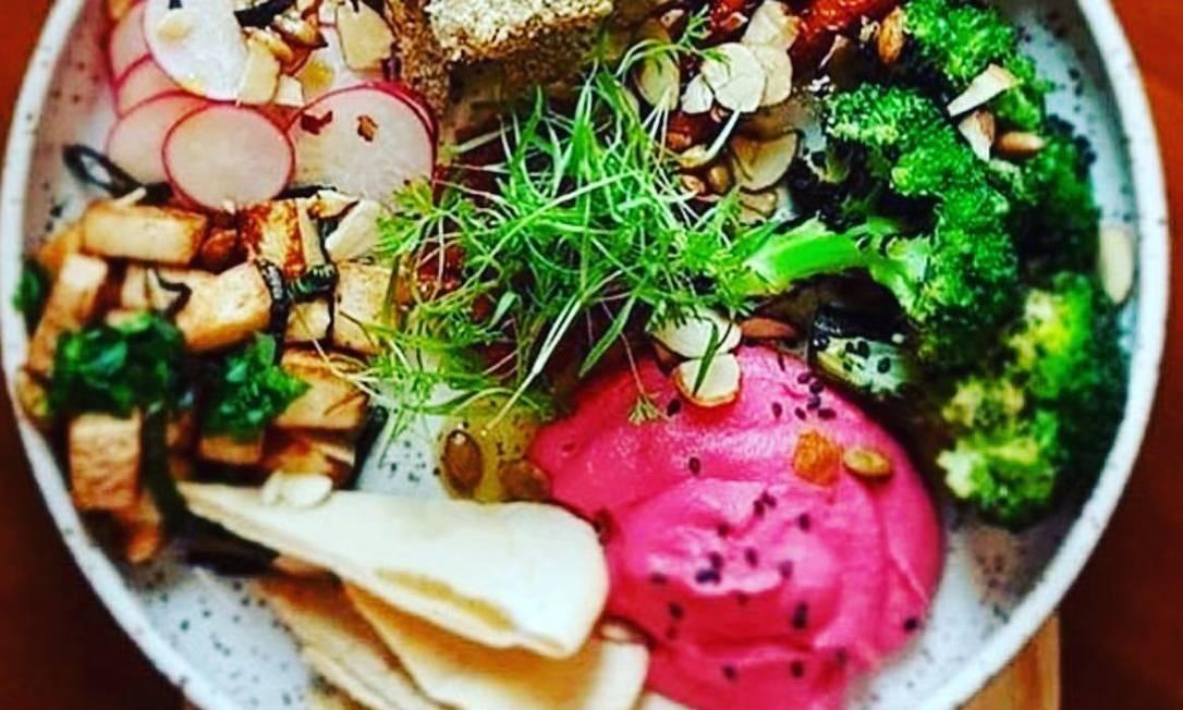 Natural. Casa aposta em cozinha saudável e com ingredientes orgânicos Foto: Divulgação