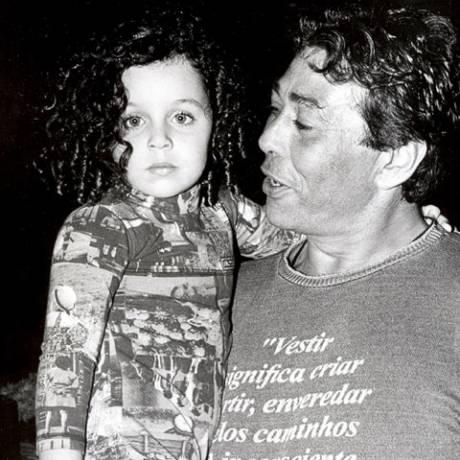 Sharon e David Foto: Arquivo pessoal