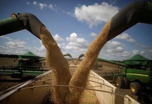 Soja brasileira aumentou de preço e está afugentando compradoras da China. Foto: UESLEI MARCELINO / Reuters
