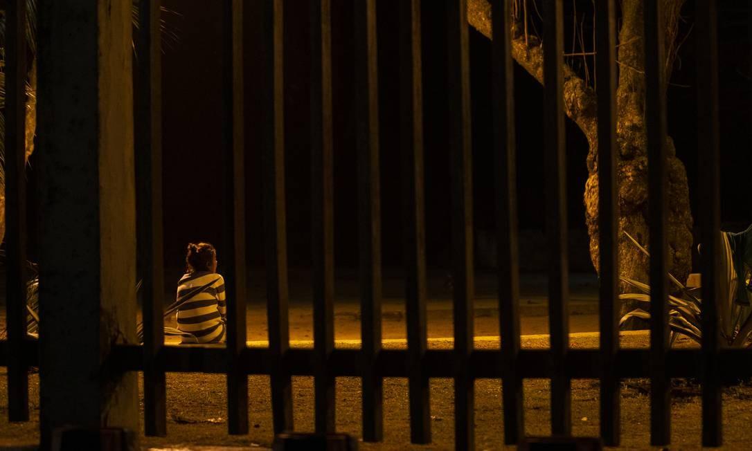 Para moradores e empresários da região, a mudança na gestão poderá trazer benefícios e tornar o local tão movimentado quanto no verão de 1982, quando o parque sediou a lona do Circo Voador, com shows que fizeram história Foto: Alexandre Cassiano / Agência O Globo