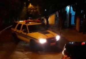 Operação Caixa Forte começou ainda durante a madrugada desta sexta-feira, 9 Foto: Reprodução / TV Globo