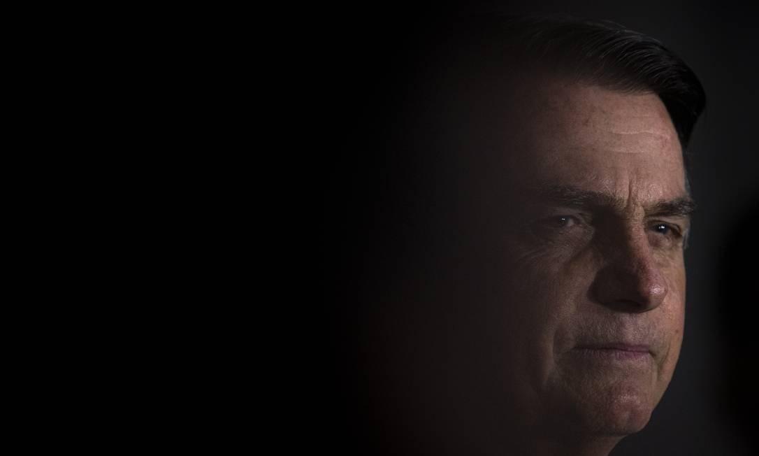 O presidente afirmou que uma eventual mudança não representa desgaste político Foto: Daniel Marenco / Agência O Globo