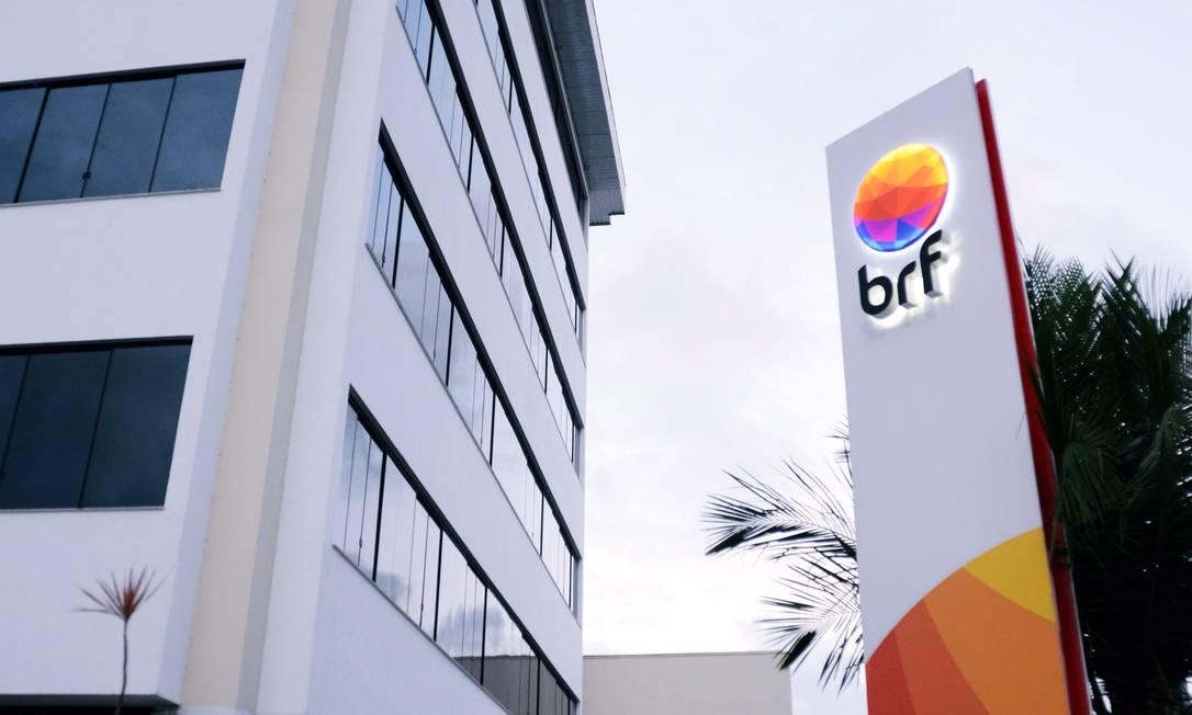 BRF é dona das marcas Sadia e Perdigão Foto: Lucas Tavares