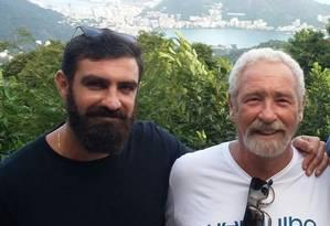 Bruno, chef do Nosso é filho de Hernán Foto: Arquivo Pessoal