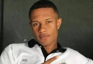 Gabriel sonhava ser jogador de futebol Foto: Arquivo pessoal