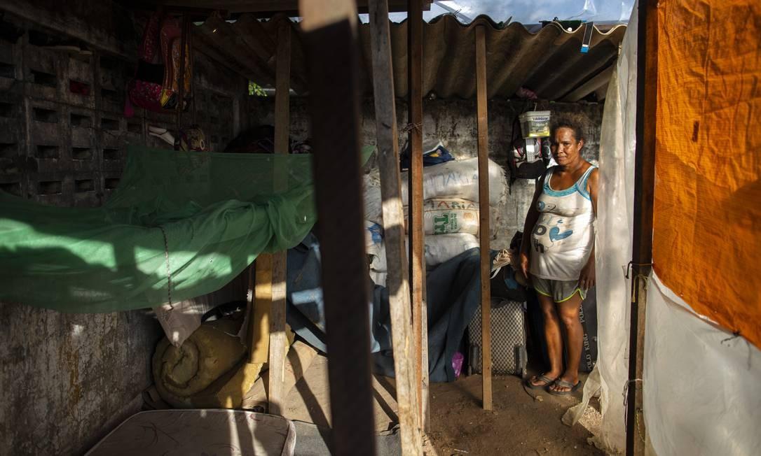 Estima-se que quase 32 mil venezuelanos morem em Boa Vista Foto: Daniel Marenco / Agência O Globo