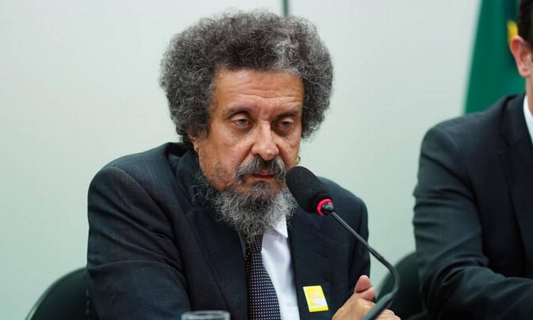 O marqueteiro João Santana, responsável por campanhas eleitorais dos ex-presidentes Lula e Dilma Roussef Foto: Will Shutter