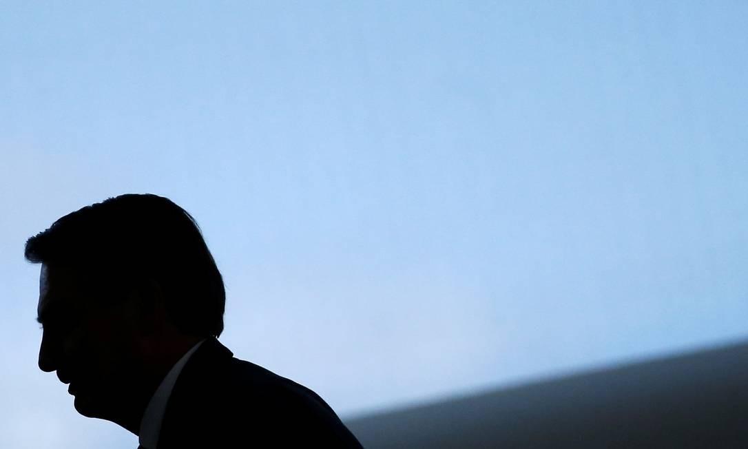 O presidente Jair Bolsonaro exultou torturador e ironizou morte de desparecido político Foto: ADRIANO MACHADO / REUTERS