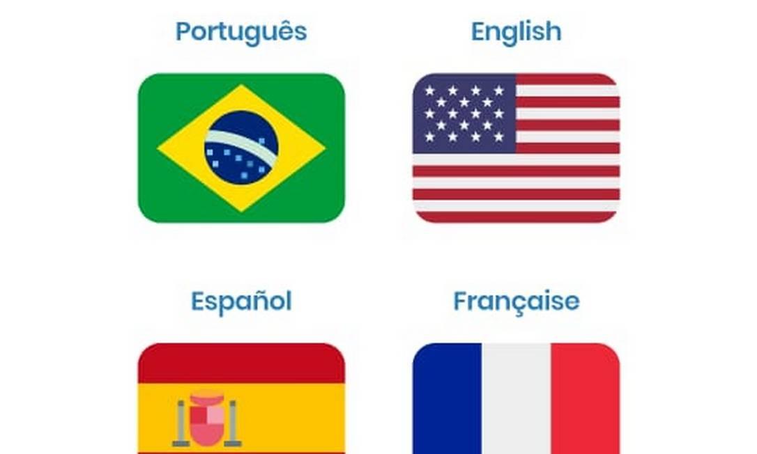 Aplicativo do Procon-RJ oferece atendimento em inglês, francês e espanhol, além do português Foto: Divulgação