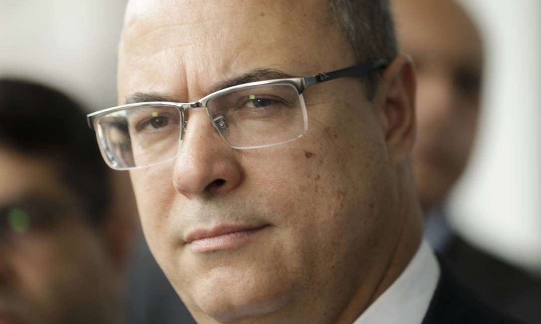 Governador terá que devolver diárias recebidas durante folga na Argentina Foto: Gabriel de Paiva / Agência O Globo