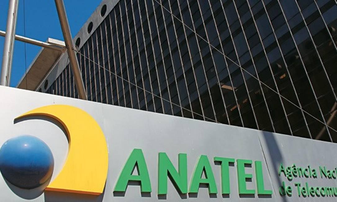 Sede da Agência Nacional de Telecomunicações (Anatel), em Brasília Foto: Igo Estrela / Agência O Globo