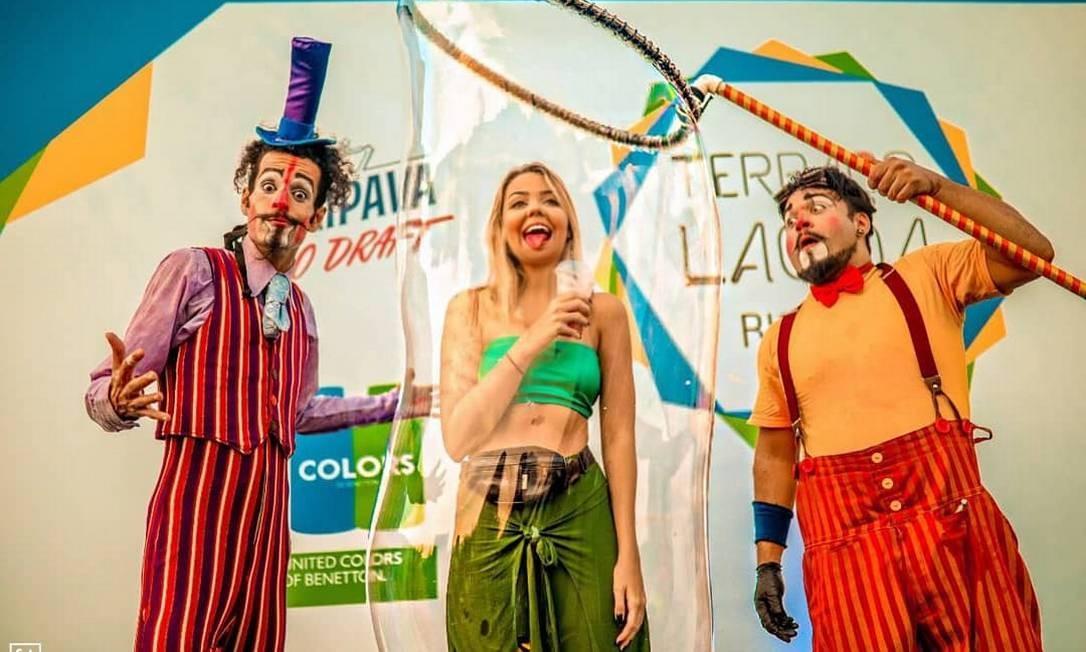 Churumello Circus Foto: Divulgação