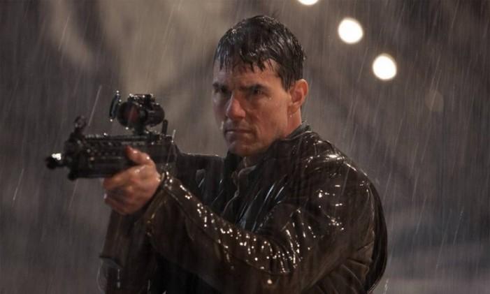 Filme 'Jack Reacher: O último tiro' Foto: Divulgação