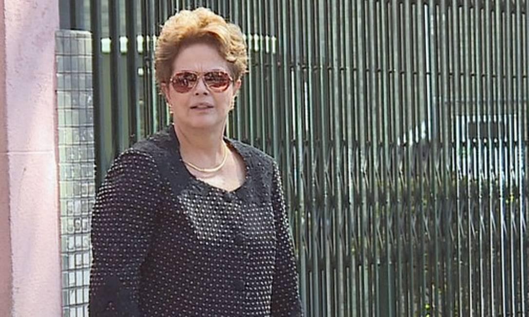 Ex-presidente Dilma Rousseff parabenizou a vitória de Alberto Fernández e Cristina Kirchner em eleições prévias na Argentina Foto: TV Globo