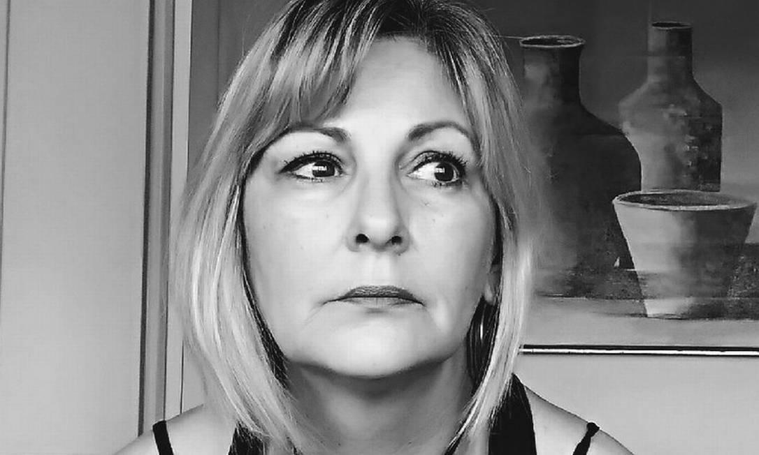 A professora Márcia Friggi, de 53 anos, costuma sabatinar seus alunos sobre o futuro profissional Foto: Arquivo pessoal